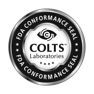 COLTS FDA Conformance Seal GS