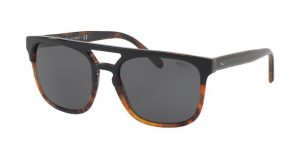 A picture of geometric style sunglasses.