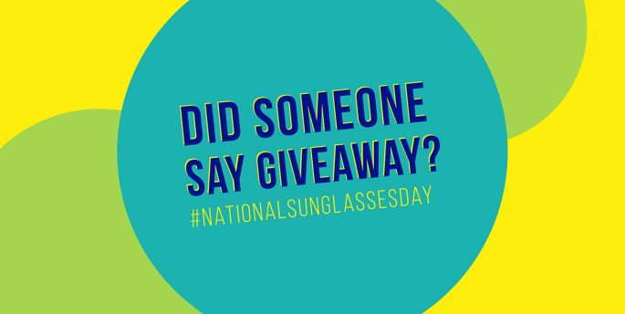 Rx Optical Blog Image National Sunglasses Day 06.20.19