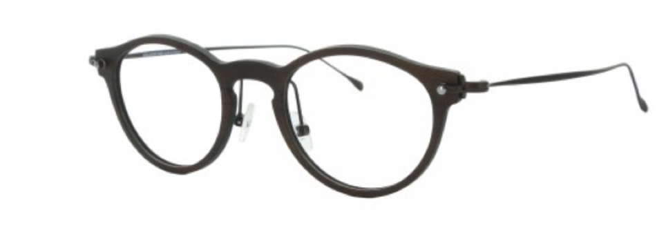 A pair of round shaped glasses similar to the type Waldo wore.