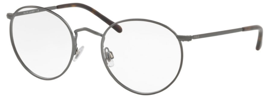 A pair of thin round glasses similar to those Harry Potter wears.